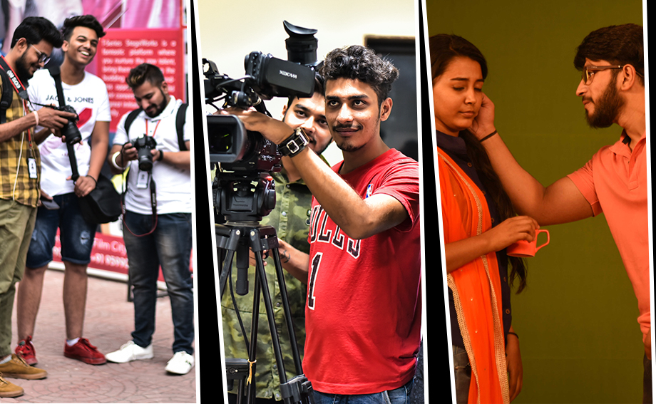 Gulshan Kumar Film and Television Institute of India harboring the multi talented individuals In the industry