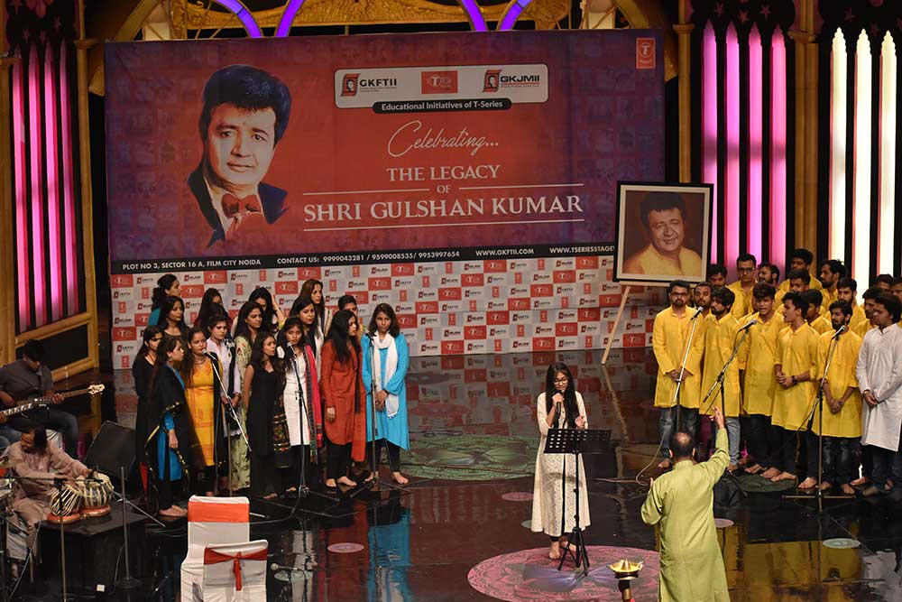 Launch of Gulshan Kumar Award of Excellence & Young Achievers Award