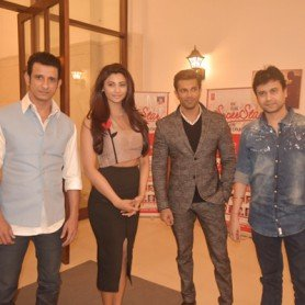 Hate Story 3 Starcast Visit