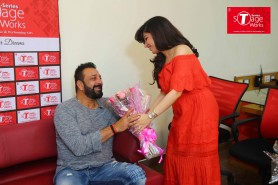 Sanjay Dutt Visit