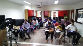 Glimpses from Orientation program of GKFTII Session-2
