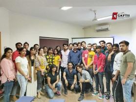 Personality Development Class by Suveen Kumar - ( Training Manager- Compunnel Inc. USA)