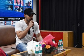 Interaction Session with Sooraj Pancholi