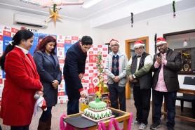 Christmas Celebration at GKFTII