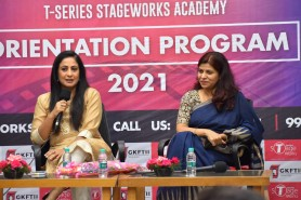 Interactive Session with MS. Sumaira Khan ( News Anchor TV9 Bharatvarsh)