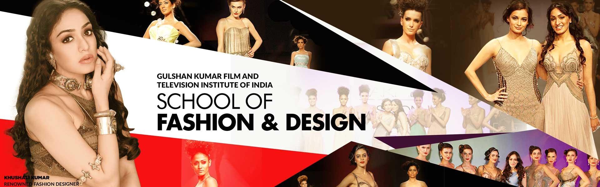 School of Fashion & Design